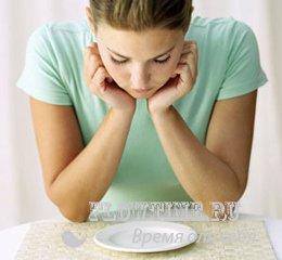 Программа питания для девушек весом 5060 кг на сушку